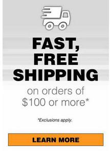 AMSOIL Fast Free Shipping