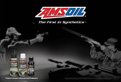AMSOIL Firearm Cleaning Mat